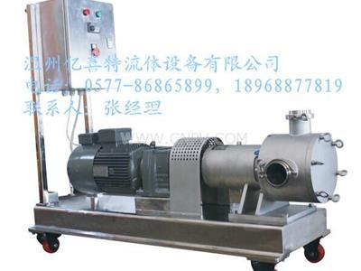 亿喜特LS-SP系列变频调速型移动正弦泵(LS-SP系列)