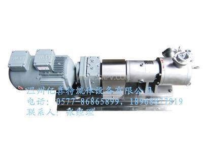 亿喜特LS-SP系列固定式正弦泵(LS-SP系列)
