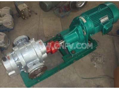 暢銷LCQT-50/0.6不銹鋼羅茨泵(LCQT-50/0.6)
