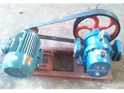 獨家生產LCX-18/0.6高粘度羅茨泵(LCX-18/0.6)