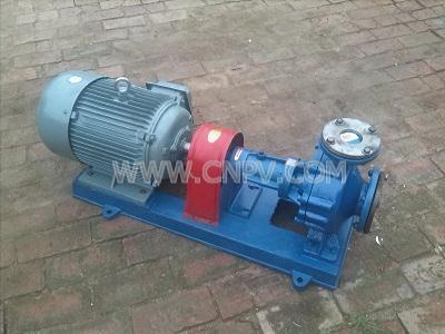 河北泊头中正机械RY型风冷式导热油泵(RY型风冷式导热油泵)