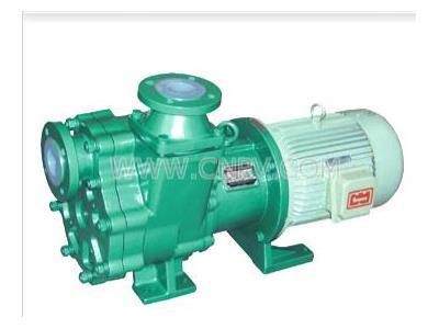 氟合金磁力自吸泵(40ZMD-32F)