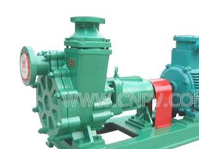 氟塑料自吸离心泵(50FZB-20)
