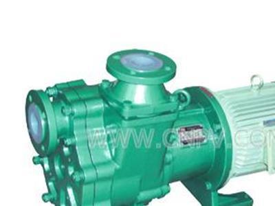 氟塑料自吸磁力泵(50ZMD-32)