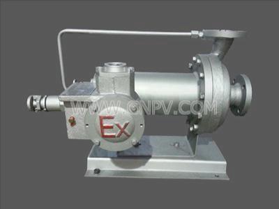 化工屏蔽泵(222H2BM-50-40-160-FV)