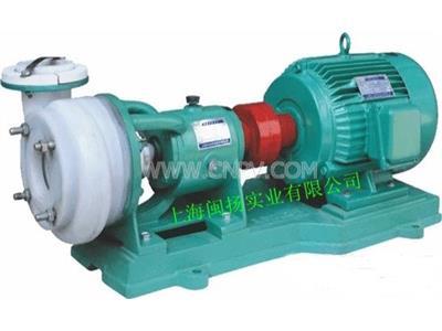 FSB氟塑料合金离心泵(FSB氟塑料合金离心泵)