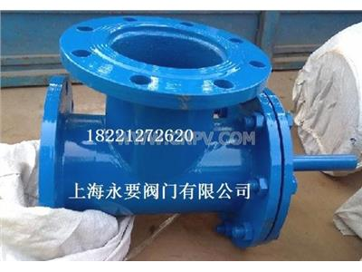 SSDF-I铸铁/不锈钢水上式底阀(SSDF-I)