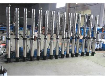 供应不锈钢316材质电动潜水泵(AT200QH50-200)