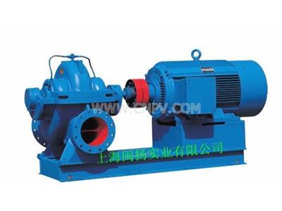 SOW中开蜗壳单级双吸离心泵(SOW中开蜗壳单级双吸离心泵)