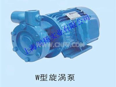 W型单级直连旋涡泵(W型单级直连旋涡泵)
