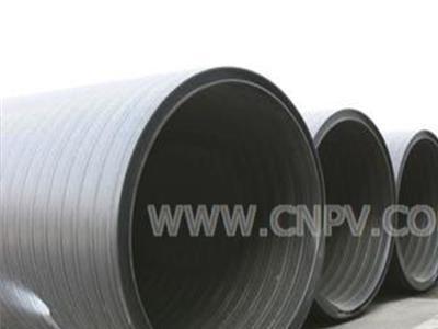 HDPE双壁缠绕管(DN200-DN1000)