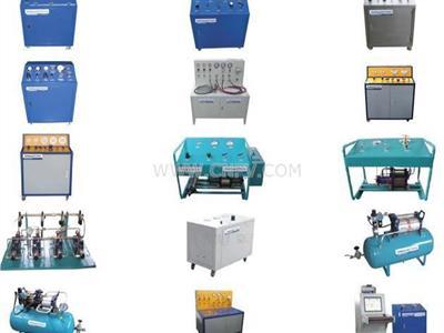 气液增压系统 耐压试验台 水压试验机(LB-GD255)