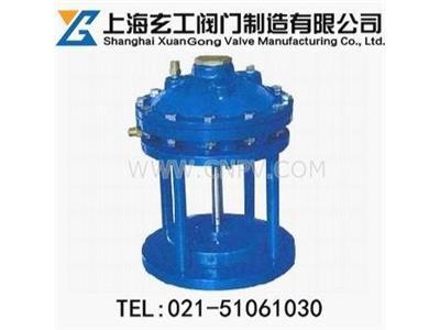 JM742X隔膜式池底排泥阀厂家价格(JM742X)