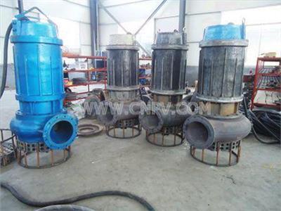 攪拌式潛水泥漿泵批發(100PSQ100-10-7.5)