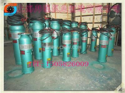 可卧式安装潜水泵,QSP25-9-1.1(QSP25-9-1.1)