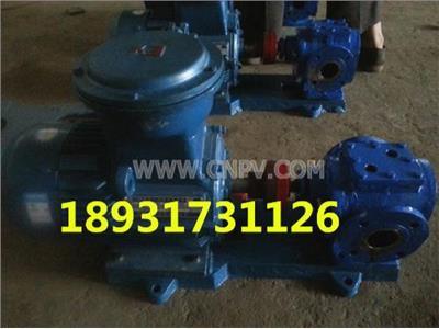 RCB-18/0.6型沥青泵-唐山市热销(RCB-18/0.6)