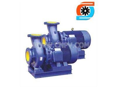 ISWR臥式管道熱水泵,臥式熱水泵型號(ISWR25-125)
