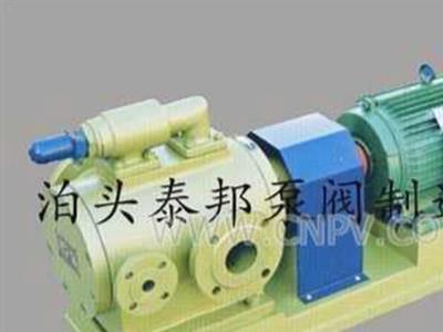 3QGB60x2-46沥青泵哪个行业适合(3QGB60x2-46)