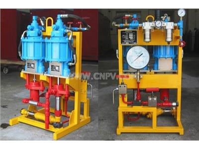 QST140-J气动试压泵油田防喷器专用(QST140-J)