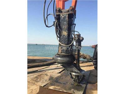 挖機液壓抽沙泵-新式抽沙泵設備(QSY)