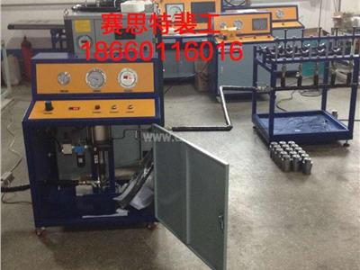济南赛思特CO2气爆机设备 CO2充装机(CO2-95)