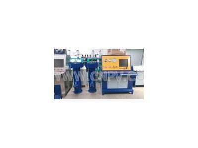 各种无缝钢瓶气瓶用的外测法水压试验台(SY-02)