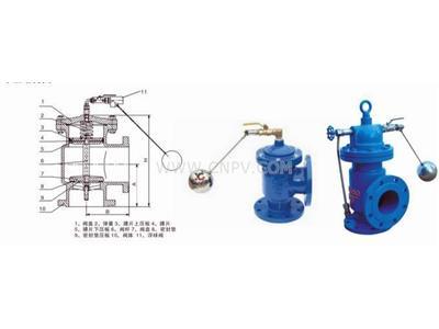 湖北液压水位控制阀厂家批发(H142X)