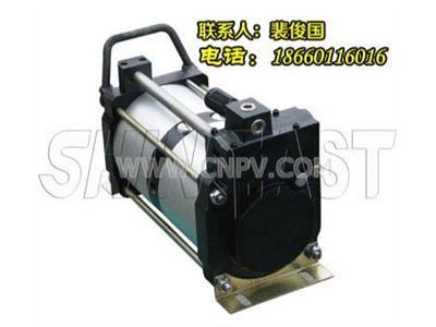 如何选择气动增压泵?如何选择赛思特空气泵(GPV02)