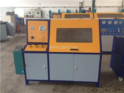 赛思特软管爆破试验机 多工位水压试验机(LB-GD400)