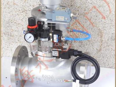 氣動切斷閥-上海氣動切斷閥廠家(YL-007)