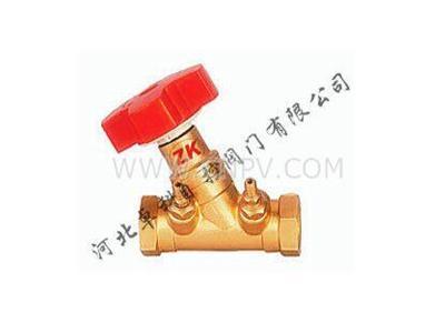 平衡阀 数字锁定平衡阀 SP45F-16(DN30-DN100)