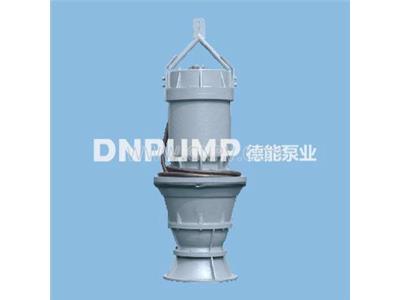 潜水混流泵(QHB)