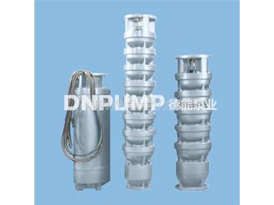 德能QJ系列深井潜水泵(QJ)