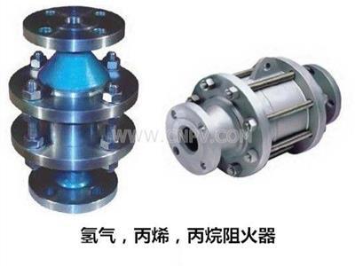 全新不锈钢氢气阻火器优惠批发(ZHQ-B)