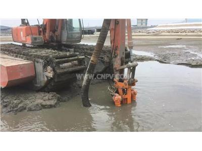 挖土机通用液压绞吸渣浆泵,生产厂家直接发(QSY系列)