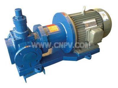 泊头YCB圆弧齿轮泵运行平稳,价格合理(YCB8/0.6)