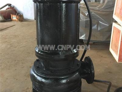 抗磨耐用潜水矿浆泵 矿渣泵(ZSQ)