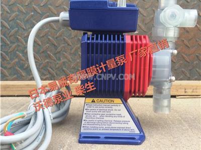 易威奇ES系列電磁隔膜計量泵(ES-B11VC-230N1S)