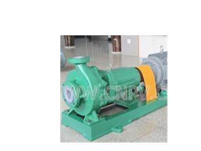 IHF衬氟化工离心泵(IHF50-32-160)
