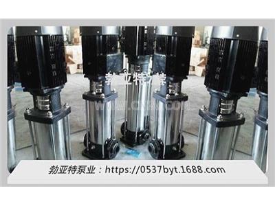 不銹鋼泵QDLF變拆式立式沖壓高層給水變(QDL)