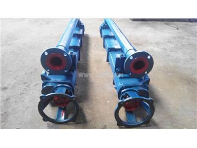 无堵塞自吸螺杆泵(65ZW16-0.8)
