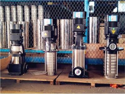 供应不锈钢循环泵水泵机组水泵QDL电机配(QDL)