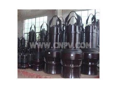 泵站轴流泵 排洪泵 雨水泵 潜水轴流泵(BY)