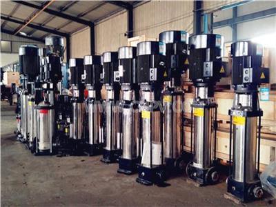 供应不锈钢灌溉泵QDL防爆管道离心泵耐高(QDL)