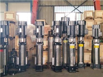 厂家供应QDL无刷水泵家用水泵立式多级泵(QDL)
