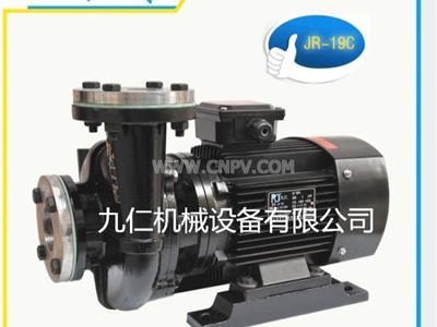 供应高温循环模温机油泵(JR-19C)