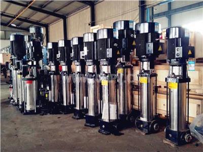 不锈钢立式多级泵 CDLF不锈钢多级离心(QDL)