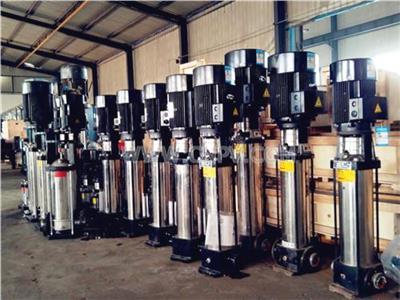 不锈钢变频泵智能变频恒压泵多级离心泵生活(QDL)