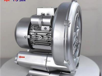 供应高压风机1.1KW纺织机配套用漩涡风(2RB011H50)