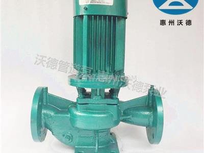 立式管道泵GD80-100沃德高樓供水泵(GD80-100)
